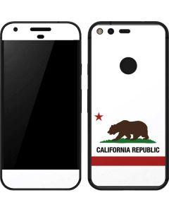 California Republic Google Pixel Skin