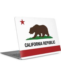 California Republic Apple MacBook Air Skin