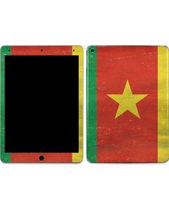 Cameroon Flag Distressed Apple iPad Air Skin