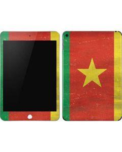 Cameroon Flag Distressed Apple iPad Mini Skin
