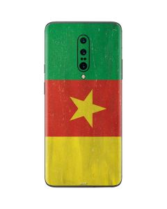 Cameroon Flag Distressed OnePlus 7 Pro Skin