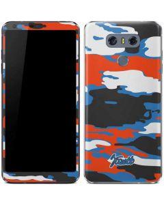 Camo 2 LG G6 Skin