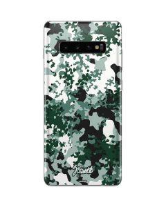 Camo 3 Galaxy S10 Plus Skin