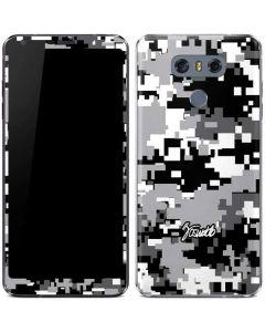 Camo 6 LG G6 Skin
