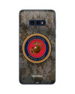 Camo Marine Corps Galaxy S10e Skin