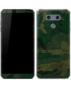 Camouflage LG G6 Skin
