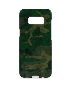 Camouflage Galaxy S8 Plus Lite Case