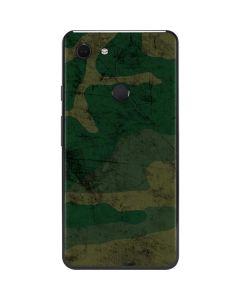Camouflage Google Pixel 3 XL Skin