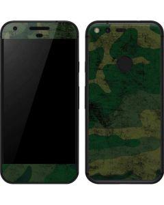 Camouflage Google Pixel Skin