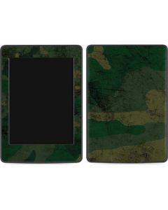 Camouflage Amazon Kindle Skin