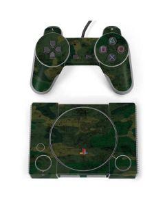 Camouflage PlayStation Classic Bundle Skin
