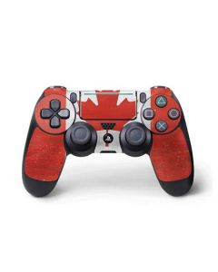 Canada Flag Distressed PS4 Pro/Slim Controller Skin