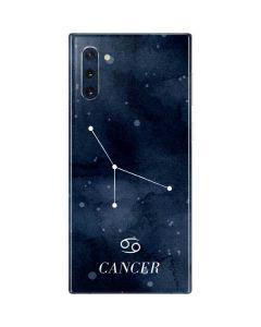 Cancer Constellation Galaxy Note 10 Skin