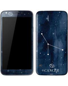 Cancer Constellation Galaxy S5 Skin