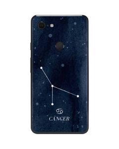Cancer Constellation Google Pixel 3 XL Skin