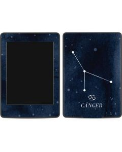 Cancer Constellation Amazon Kindle Skin