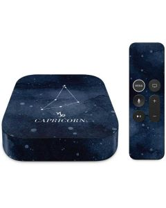 Capricorn Constellation Apple TV Skin