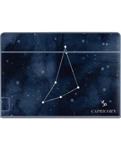 Capricorn Constellation Galaxy Book Keyboard Folio 12in Skin