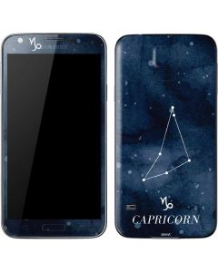 Capricorn Constellation Galaxy S5 Skin