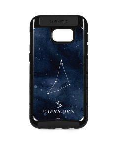 Capricorn Constellation Galaxy S7 Edge Cargo Case