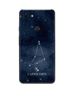 Capricorn Constellation Google Pixel 3 XL Skin