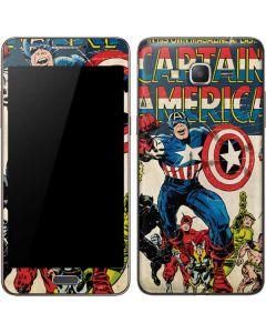 Captain America Big Premier Issue Galaxy Grand Prime Skin