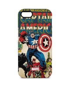 Captain America Big Premier Issue iPhone 5/5s/SE Pro Case