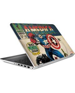 Captain America Big Premier Issue HP Pavilion Skin