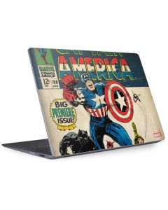 Captain America Big Premier Issue Surface Laptop 2 Skin