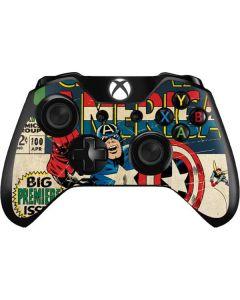 Captain America Big Premier Issue Xbox One Controller Skin