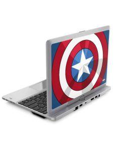 Captain America Emblem Elitebook Revolve 810 Skin