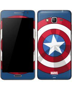 Captain America Emblem Galaxy Grand Prime Skin