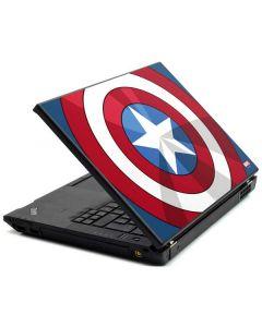 Captain America Emblem Lenovo T420 Skin
