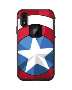 Captain America Emblem LifeProof Fre iPhone Skin