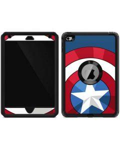 Captain America Emblem Otterbox Defender iPad Skin