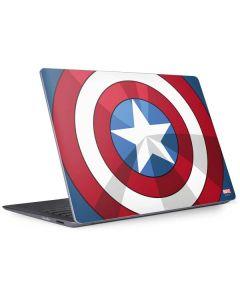Captain America Emblem Surface Laptop 2 Skin