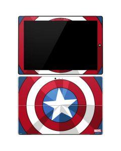 Captain America Emblem Surface Pro 3 Skin
