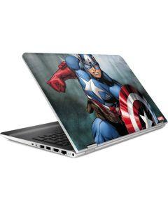 Captain America HP Pavilion Skin