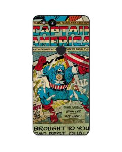 Captain America Revival Google Pixel 2 Skin