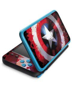 Captain America Shield 2DS XL (2017) Skin