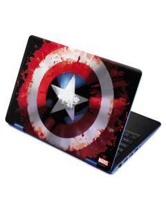 Captain America Shield Aspire R11 11.6in Skin