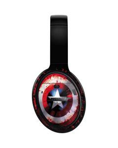 Captain America Shield Bose QuietComfort 35 Headphones Skin