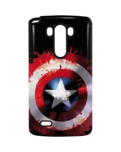 Captain America Shield G3 Stylus Pro Case
