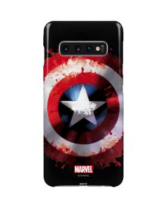Captain America Shield Galaxy S10 Plus Lite Case