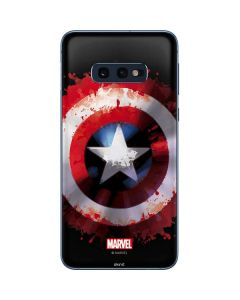 Captain America Shield Galaxy S10e Skin