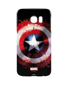 Captain America Shield Galaxy S6 Lite Case