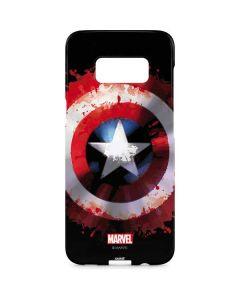 Captain America Shield Galaxy S8 Plus Lite Case
