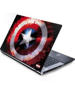 Captain America Shield Generic Laptop Skin