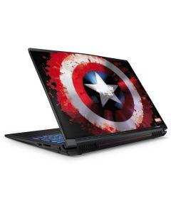 Captain America Shield GP62X Leopard Gaming Laptop Skin