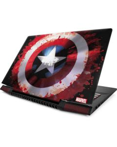 Captain America Shield Lenovo Ideapad Skin